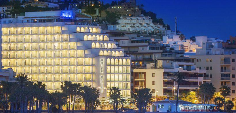 hotel helios almuñecar