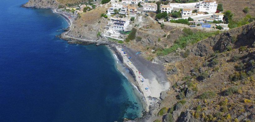Playa Curumbico