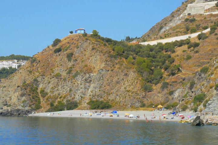 chiringuito playa del muerto foto