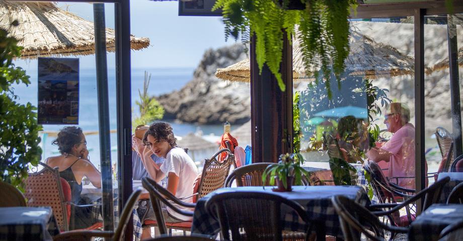 restaurante la barraca Almuñécar
