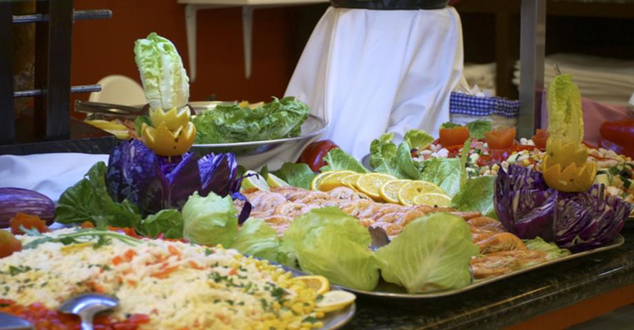 buffet Hotel Victoria Playa****
