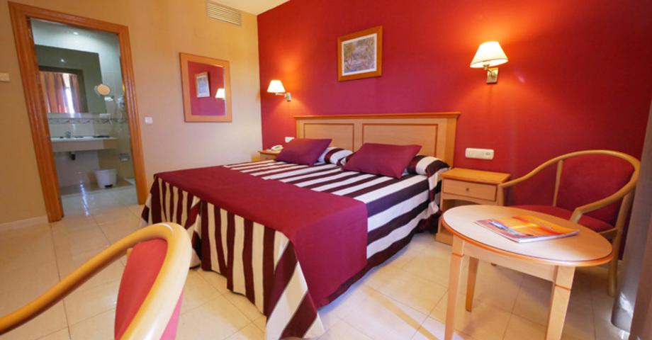 habitación clásica Hotel Victoria Playa****