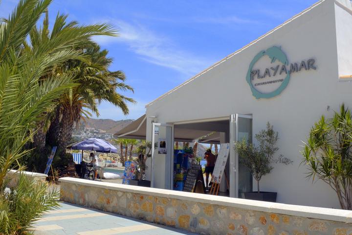 Chiringuito Playamar fachada