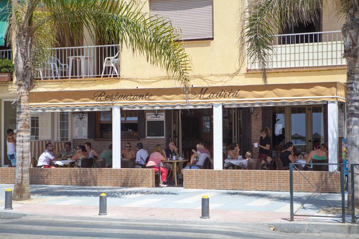 cafe bar madrid
