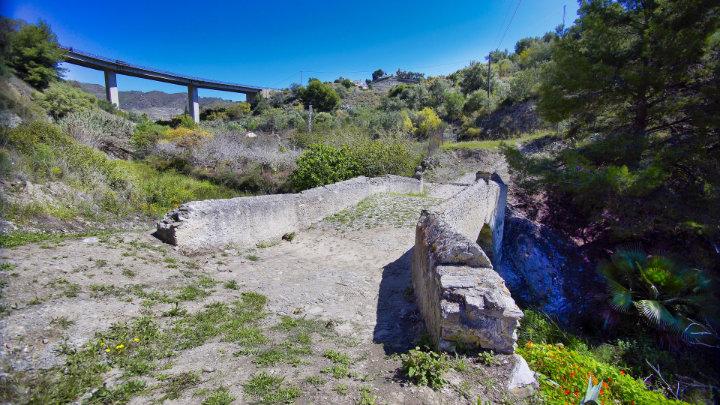 El Puente Romano de Almuñécar 2