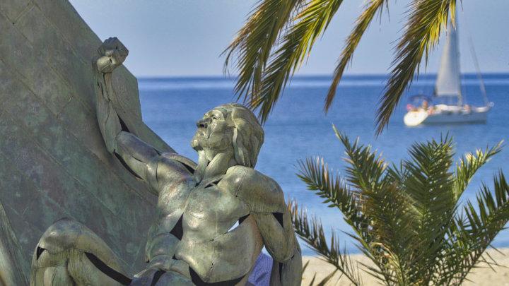 Homenaje a los Hombres del Mar